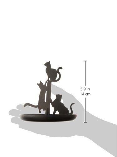 Kikkerland JK14 Cat Jewelry Stand