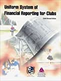 Uniform System of Financial Reporting for Clubs, CMAA Staff, 0787221473