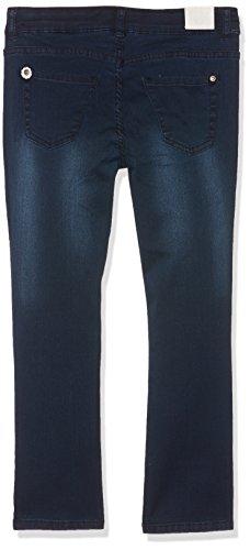 Blue Lemmi Niñas 0012 Girls Hose Jeans Denim Skinny para Big Azul Dark rxZzYrqw
