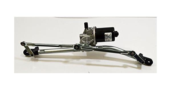 46834852: Fiat Punto Delantero Motor limpiaparabrisas / Unión - RHD ...