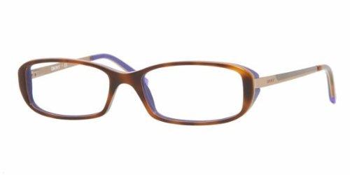 Dkny Womens Eyeglasses - Dkny Dy4598 Eyeglasses 3428 Top Black/havana Demo Lens 50 16 135