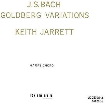 J.S.バッハ:ゴルトベルク変奏曲(初回限定盤)(UHQCD)