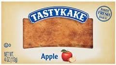 Tastykake Apple Pie - Pack of 12
