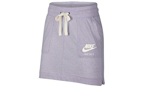 Nike Womens Fitness Active Skirt Purple -