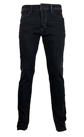Diesel 0860L-Pantalones Hombre Negro 29W x 30L: Amazon.es ...