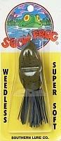 Scum Frog Southern Lure 5/16-Ounce, Green Pumpkin