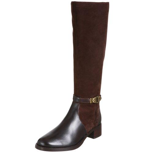 Etienne Aigner Women's Venezia Riding Boot,Godiva,11 -