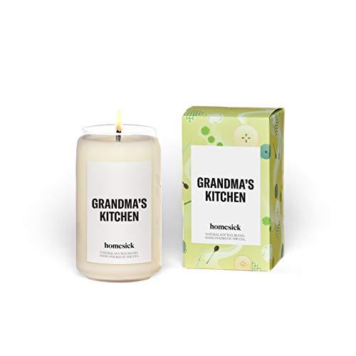 Homesick Scented Candle, Grandma's Kitchen (2020 Version)