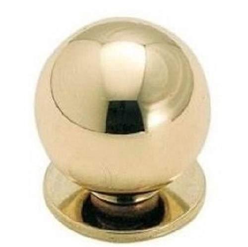 Backplate Amerock Brass (Amerock BP830C-3 Legacy Polished Brass Knob & Backplate)