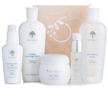 Nu Skin Daily Skin Health Packages (Normal to Dry) -