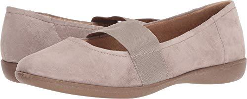 Flats on Fia Dove Women's Suede Slip Naturalizer xp7vOx