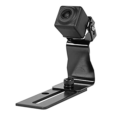Alpine Electronics Alpine's HCE-RCAM-WRA Spare Tire Rear-View HDR Camera for The 2007-2008 Jeep Wrangler: Automotive