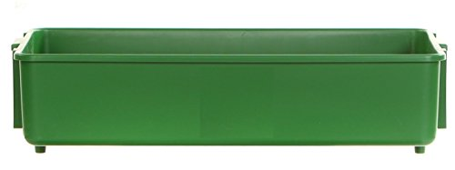 Mighty Tub (Mighty Max Cart Plastic Stackable Storage Tub, Green)
