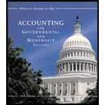 Accounting for Governmental and Nonprofit Entities 9780072399400
