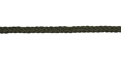 Yard 50 Olive - Belagio Enterprises 3/8-inch Woven Braid Trim 50-Yard, Olive Green
