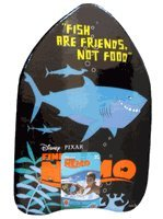 Disney Finding Nemo Swimming Kickboard - Fish Are Friends Not Food by BigTimetoy