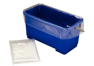 (BKL99-3521 - BucketLiners, Micronova - Fits : Fits B-99 Series Buckets - Case of 200)