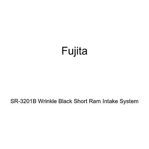 Fujita SR-3201B Wrinkle Black Short Ram Intake System