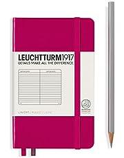 LEUCHTTURM1917 Anteckningsbok Master Classic (A4+), inbunden 233 numrerade sidor