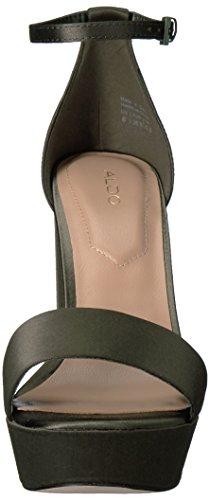Nesida Aldo Khaki Dress Sandal Platform Women's SO55wqTRv