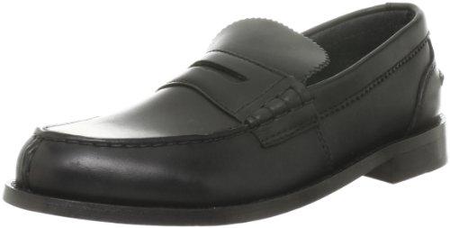 Clarks Uomo schwarz 20348634 Loafer Beary Leather Mocassini Nero black YIqSpqOw