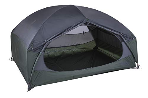 Marmot Limelight 3 Person Camping Tent w/Footprint - Cinder/Crocodile