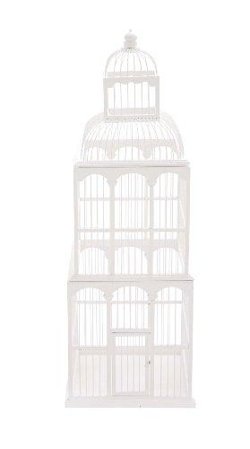angelic wood birdcage