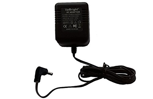 UpBright NEW 9V AC/AC Adapter For AT&T ATT ML17929 ML 17929 ML17928 ML 17928 2 Line Two-line Speakerphone Phone Corded Telephone with Caller ID/call waiting 9VAC Power Supply Cord Battery Charger