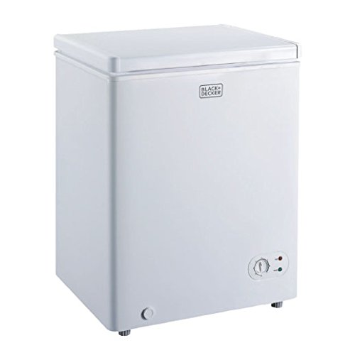 BLACK+DECKER BCFK35W Chest Freezer White