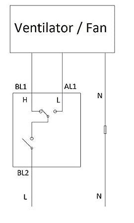 STERR Contr/ôleur /à deux vitesses DSC001