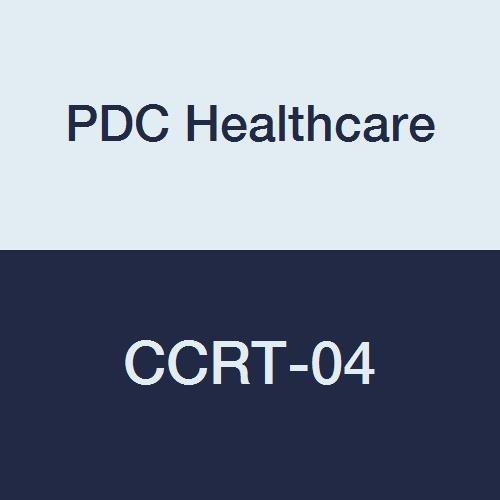 PDC Healthcare CCRT-04 X-Ray Portfolio, Open-Top, Velcro Closure, 16'' x 22'' x 6'', Red