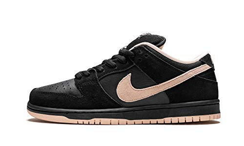 Nike SB Dunk Low Pro (Black/Washed Coral-Black 10.5)
