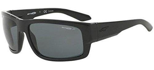 462237e594 Arnette Men s Grifter Polarized Rectangular Sunglasses