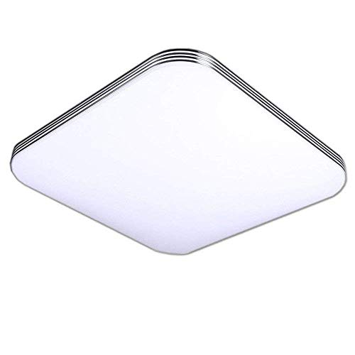 Ceiling Light Is Flickering: AFSEMOS 6000K LED Ceiling Light Flush Mount 24W 9.84inch