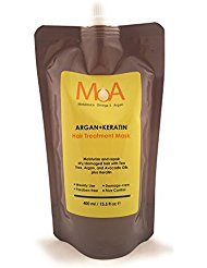 MOA ARGAN+KERATIN (Hair Treatment Mask) 13.5 fl oz by Moa Moa