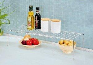 Xxl küchen teleskopregal regal metall neu ovp amazon küche