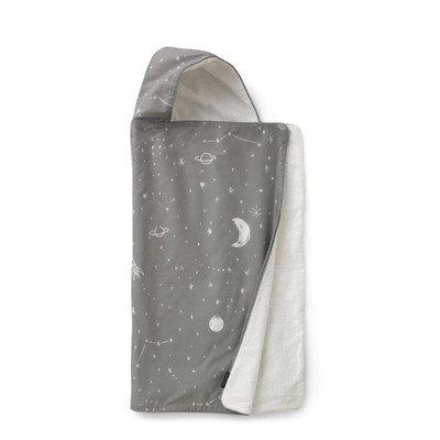 DwellStudio Hooded Towel, Galaxy Dusk
