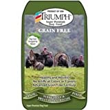 Triumph Grain-Free Turkey, Pea and Sweet Potato Dog Food, 14 lb. Bag Review