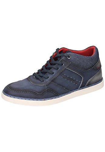 Stiefel Denim Navy Manitu Grey Herren Blau 660433 5 Z0qxP5qX