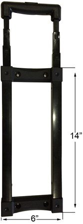 Heavy Duty 4-Stage Pull Handle