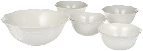 White Bakeware Set - 4