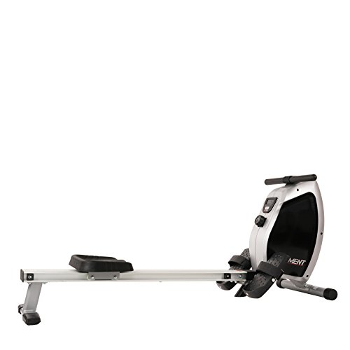 Magnetic Rowing Machine Rower with Aluminum Slide Rail by EFITMENT - RW026 by EFITMENT