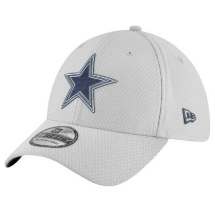 Amazon.com   Dallas Cowboys New Era Training 39Thirty Cap   Sports ... fd14430d4