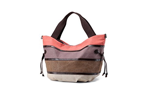 Shopper Shopping Shoulder Orange And Handbag pocket Daily Women Bags Vintage Ladies Chikencall Graffiti Large Top Messenger Hobo Tote Handle Purse Mulit Capacity Canvas Casual qg4HfnnwR