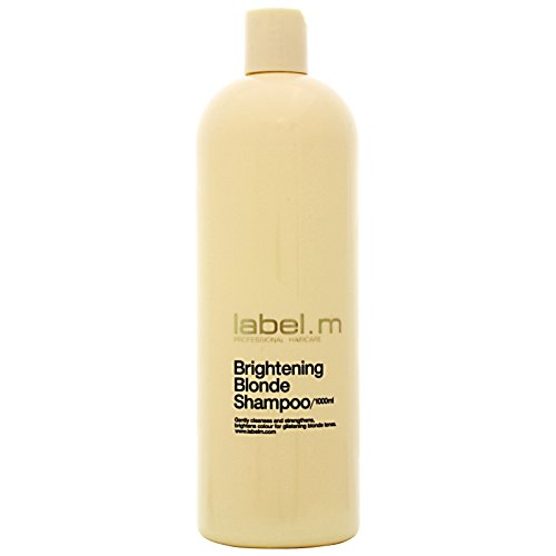 Price comparison product image Label.M Brightening Blonde Shampoo, 33.8 Ounce