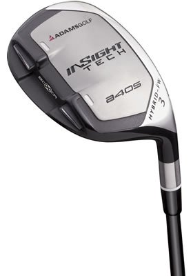 Adams Golf Hombre Insight a4os Tech híbrida Fairway Madera ...