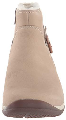 Fashion Women's Mid M Us Encore Q2 Merrell Boot Taupe 8 XBgxBq