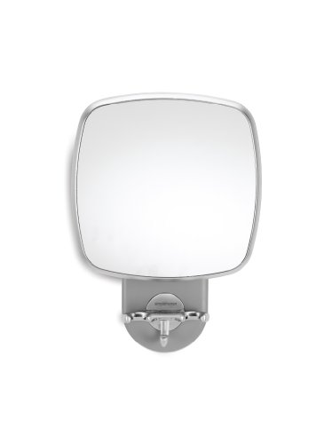 (simplehuman Wall Mount Shower Mirror)
