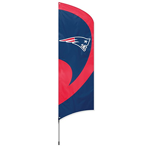 Party Animal  New England Patriots NFL Flag Tailgating - Nfl Party Kit Banner Fan