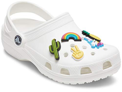 Crocs Jibbitz Shoe Charm 5-Pack, Fun Trend, Small